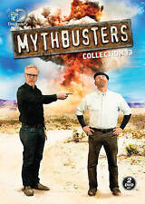 MythBusters Series Complete Collections 13 DVD Set Gift