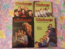 The Goldbergs: Complete Sitcom TV Series Seasons 1 2 3 4 DVD  BRAND NEW
