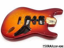 2016 Fender American Elite Stratocaster Strat BODY USA Guitar Ash Cherryburst