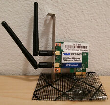 ASUS PCE-N13 802.11n 150/300Mbps Wi-Fi wireless adapter | TESTED