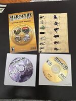 Heroes Of Might And Magic IV (2002) PC CD-ROM Complete