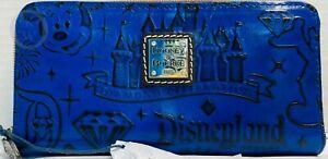 NWT*Dooney & Bourke*Disney*Leather*DisneyLand*Anniversary Wallet*21170C S167A