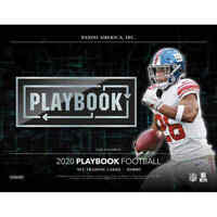2020 Panini Playbook FOOTBALL Hobby Box FACTORY SEALED BOX NFL