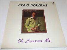 Craig Douglas - Oh lonesome me   UK VINYL LP