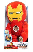Just Play Marvel Sha Bedtime Buddies Iron Man Plush new RARE