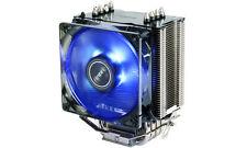 Antec A40 Pro Universal CPU Cooler Disipador Térmico & Ventilador Para Intel Y Amd Azul LED