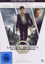 DOPPEL-DVD NEU/OVP - Largo Winch II (2) - Die Burma Verschwörung - Tomer Sisley