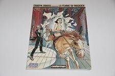 La femme du magicien EO / Boucq / Charyn // Casterman