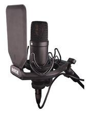 "Rode NT-1 KIT 1"" Cardioid Condenser Microphone + SMR Shockmount KILLER MIC! NT1"