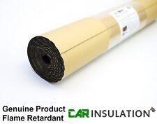 5m Roll Car Door Roof Sound Proofing Deadening Van Insulation Closed Cell Foam