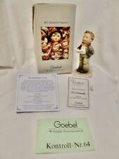 Vintage M. I.Hummel Goebel *The Soloist* Figurine Tmk6 No.135/4/0 W. Germany