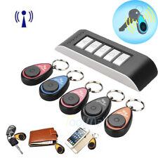 5 in 1 Remote Wireless Lost Key Wallet Finder Receiver 85DB Thing Alarm Locator