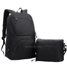 Waterproof Camera Bag Case Pouch + Travel Casual Shoulders Backpack Rucksack Bag