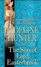 The Sins of Lord Easterbrook by Madeline Hunter (Paperback / softback, 2009)