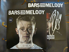 Bundle: Bars & Melody : Stay Strong  CD1 & CD2 BOTH SIGNED