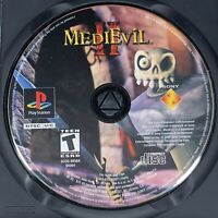 MediEvil II (Sony PlayStation 1, 2000) Disc Only