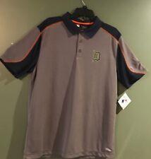 Mlb Detroit Tigers TC3 COOL Dress Shirt LG *New*Free Shipping*