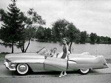 "Buick Le Sabre Concept car 14 x 11"" Photo Print"