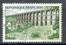 STAMP / TIMBRE FRANCE OBLITERE N° 1240 VIADUC DE CHAUMONT
