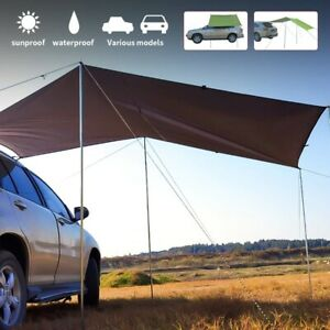 Awning Rooftop SUV Truck Camping Travel Shelter Outdoor Sunshade Canopy Car tent