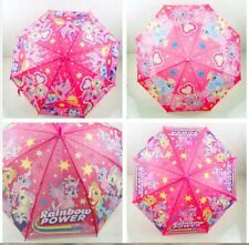 My Little Pony foldable Umbrella with Whistle automatic open kids boy girls gift