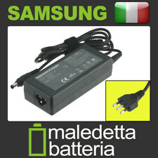 Alimentatore 19V SOSTITUISCE Samsung NP-R519, PSCV600/04A, PSCV600104A,