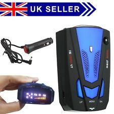 360 Degree Car Speed Radar 16 Band V7 GPS Police Safe Detector Voice Alert Laser