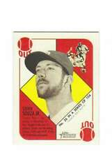 2015 Topps Heritage 51 Collection Mini Blue Back #26 Steven Souza Jr. Rays