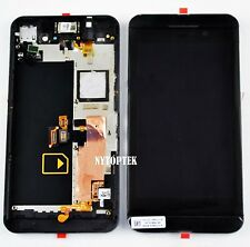 LCD Display Touch Screen Digitizer frame for Blackberry Z10 4G STL-100-2 STL1003
