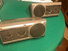 PIONEER CAR SPEAKERS TS-X11, VERY GOOD CONDITION! RARE ITEM!