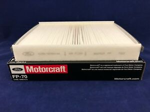 New Ford OEM Motorcraft Cabin Air Pollen Dust Filter FP-70 CV6Z-19N619 Free Ship