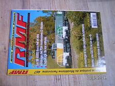 $$u Revue RMF N°467 BB 63000 Roco Fret  030 TU Acorn  montage deco batiments