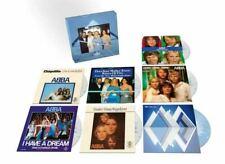 """Abba """"Voulez-Vous"""" Limited Edition Coloured 7x7"""" Vinyl Box Set (New & Sealed)"""
