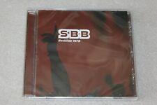 SBB - Live In Roskilde 1978 CD - POLISH RELAESE NEW SEALED
