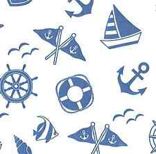 Nautical Gift Tissue Paper - Boats /Sailing/Water- Men / Man - 10 Large Sheets