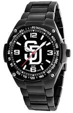 San DIego Padres Watch Mens MLB Black Stainless Gladiator Wristwatch