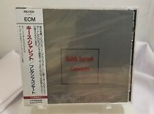 KEITH JARRETT / BREGENZ,MAY28,1981 CONCERTS JAPAN CD w/OBI  ECM(1ST PRESS CD)