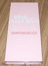 GIRLS' GENERATION 10th Anniversary YOONA Wax Sealing Box SMTOWN SUM GOODS NEW