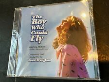 THE BOY WHO COULD FLY (Broughton) OOP Ltd Intrada Score OST Soundtrack CD SEALED