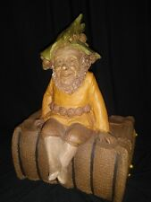"Tom Clark Collectible Gnome ""Cotton"" 1983 Low Edition #2"