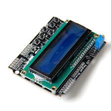 Teclado shield LCD1602 para Arduino Duemilanove Uno Mega 2560 Mega 1280 RH