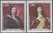 ---- FRANCE MONACO N°1787 + N°1788 - NEUF ** AVEC GOMME D'ORIGINE - COTE 9€ ----