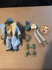 NECA TMNT Turtles In Disguise Target Exclusive Leonardo? Only W/ Lots Of Extras