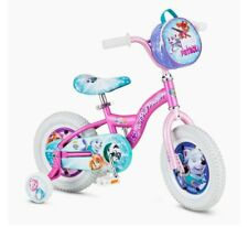 New Girls 12 inch Pacific Cycle Skye Paw Patrol Bike Model:24328801