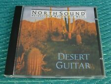 Desert Guitar - Northsound - 1994 - Audio CD - Nature Sounds + Music