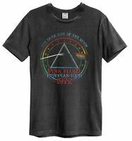 Amplified Pink Floyd 1972 Tour Mens T-Shirt