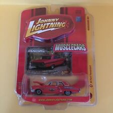 Johnny Lightning Musclecars 64 Ford Thunderbolt - Red 1:64 VHTF