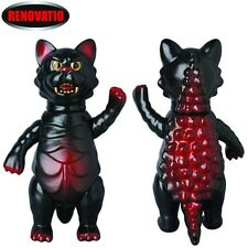 NYAGOTH guardian angel of cat SOFUBI LACQUER VERSION ACTION FIGURE #sfeb17-68