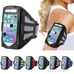 Running Sport Exercise Armband Jogging GYM Mesh Case Holder Cover For All Phones