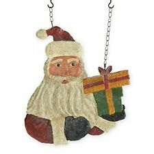 Santa with Presents Arrow Hanging Replacement by Kk Interiors #51644B